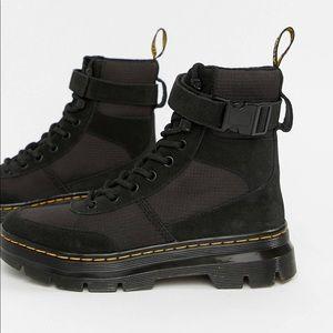 doc marten combs utility boots
